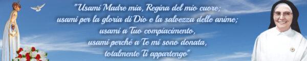 Suor Maria Alfonsa di Gesù Bambino Ancella Riparatrice